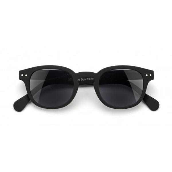 SUNGLASSES and SUN READERS #C BLACK