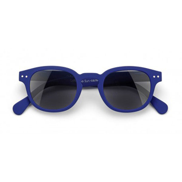SUNGLASSES and SUN READERS #C NAVY BLUE