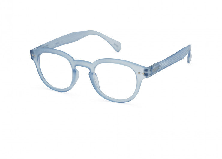 READING GLASSES #C AERY BLUE