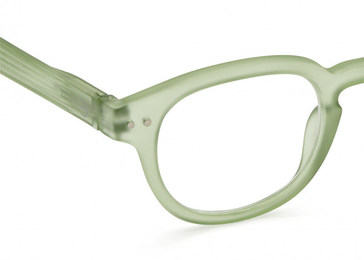READING GLASSES #C PEPPERMINT