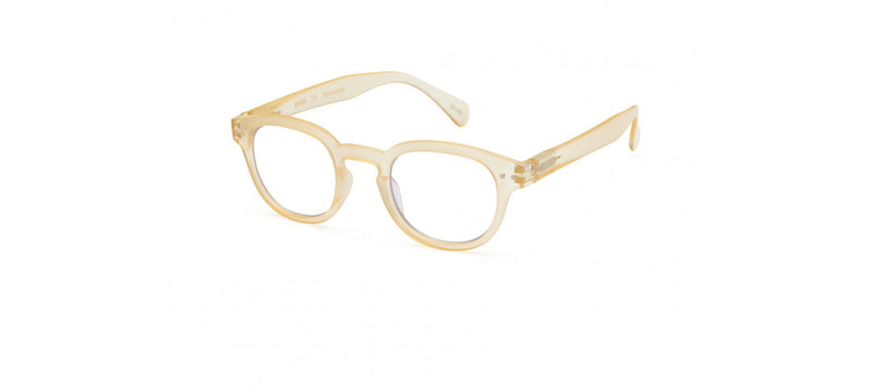 SCREEN GLASSES #C FOOL'S GOLD