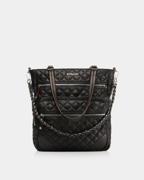 CROSBY TOTE in Black