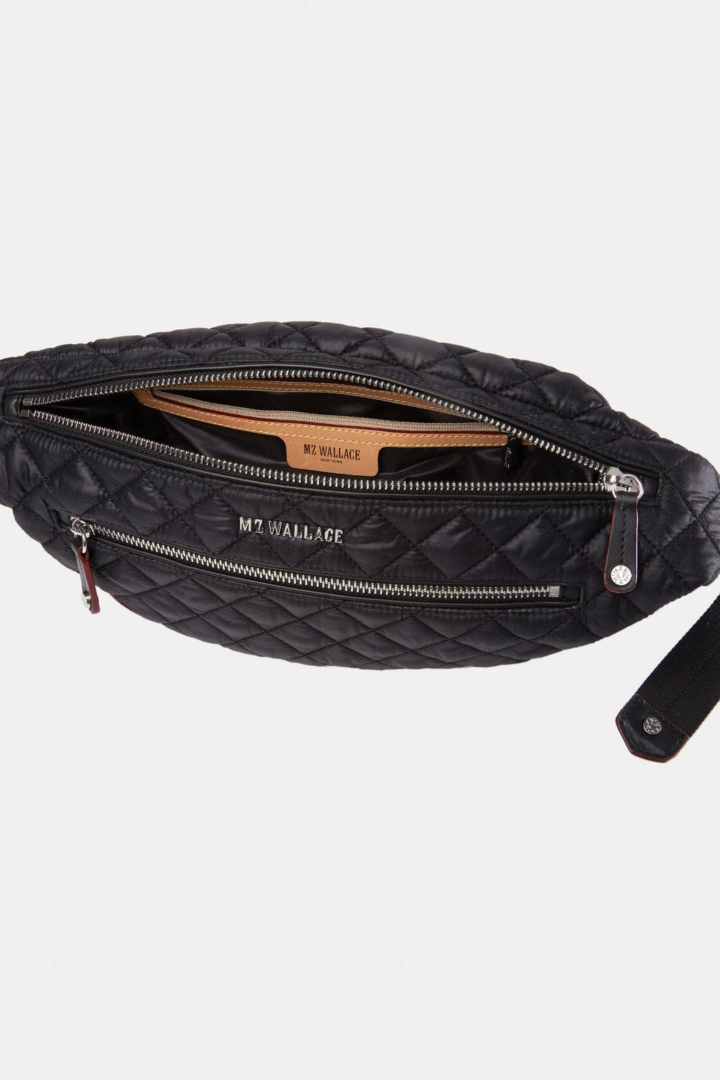 CROSBY BELT BAG in Black