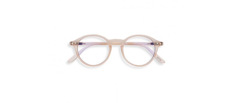 SCREEN GLASSES #D ROSE QUARTZ