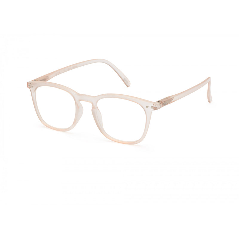 READING GLASSES #E ROSE QUARTZ