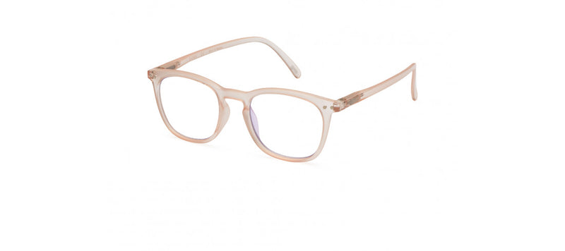SCREEN GLASSES #E ROSE QUARTZ