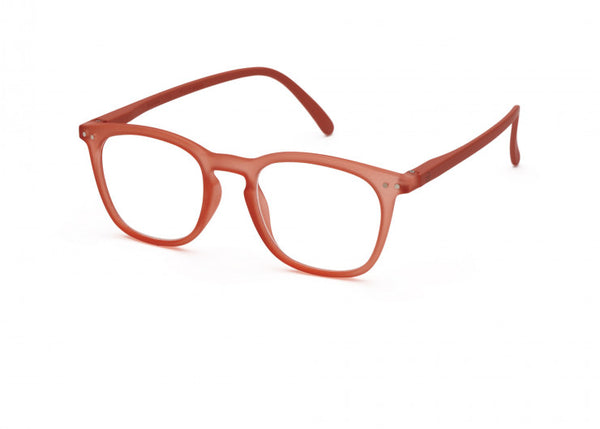 READING GLASSES #E WARM ORANGE