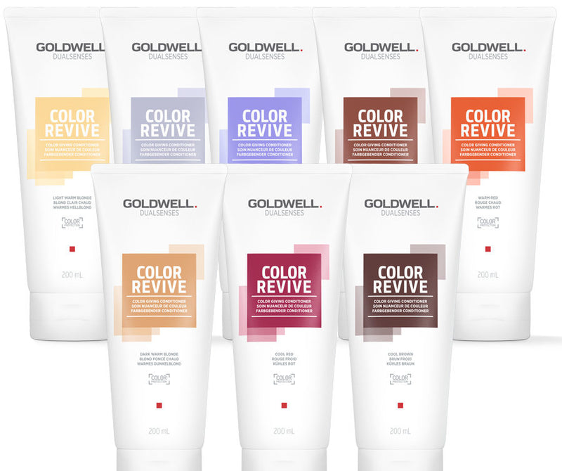 COLOR REVIVE CONDITIONER - COOL RED