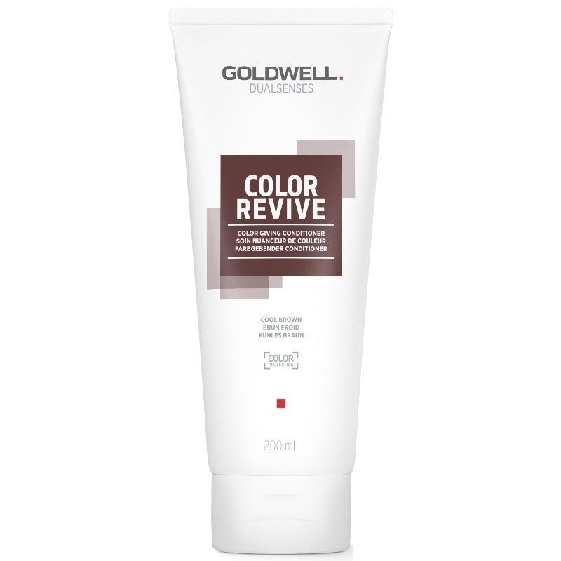 COLOR REVIVE CONDITIONER - COOL BROWN