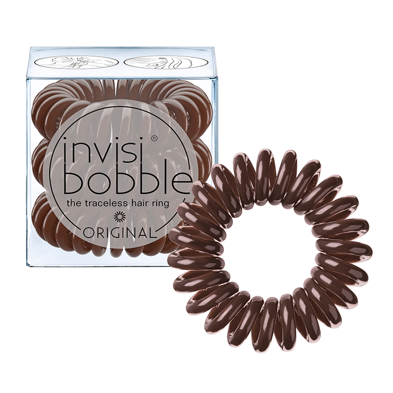 Invisibobble® – Original in Pretzel Brown
