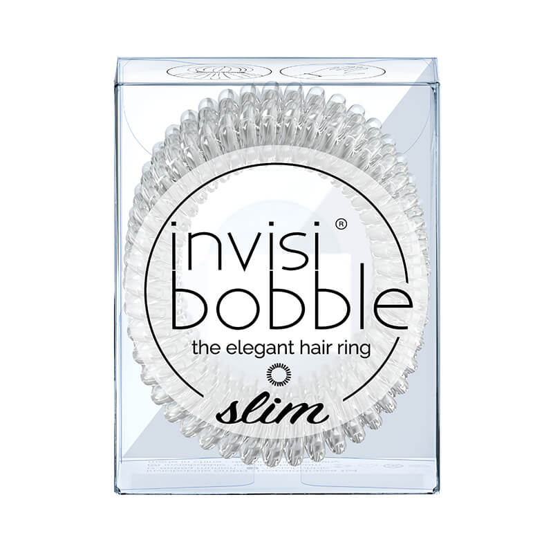 Invisibobble® – Slim in Crystal Clear