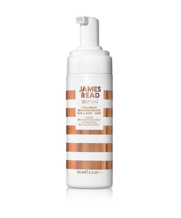 FOOL PROOF BRONZING MOUSSE DARK