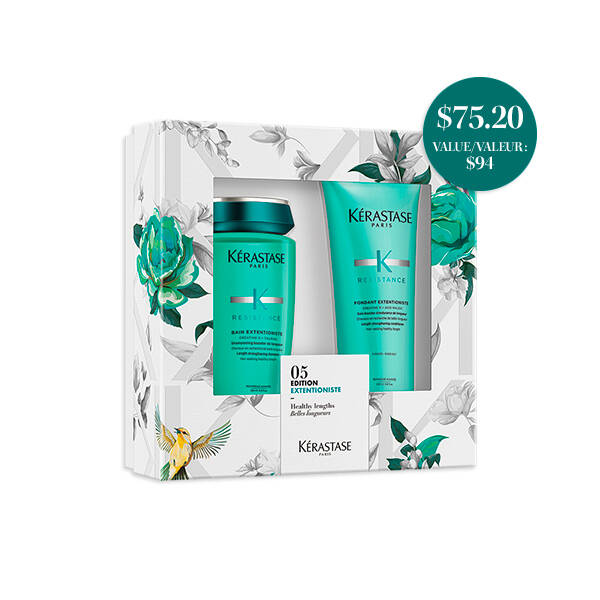 EXTENTIONISTE SHAMPOO & CONDITIONER SPRING DUO