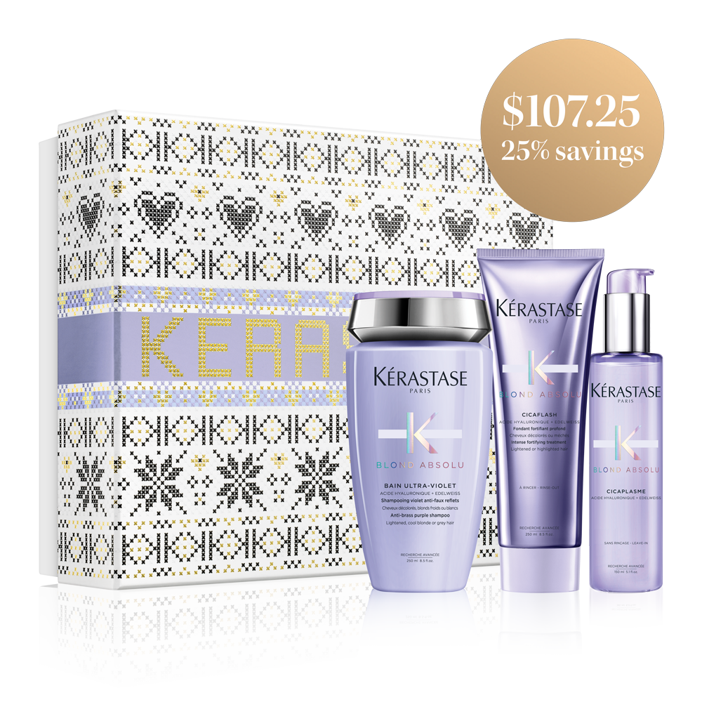 KERASTASE HOLIDAY 2020 – BLOND ABSOLU UTLTRA-VIOLET