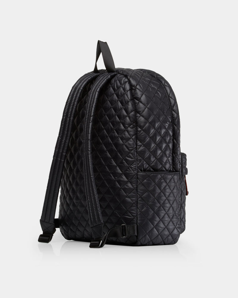 METRO BACKPACK in Black