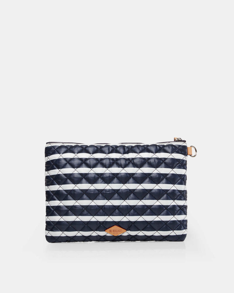 METRO POUCH in Charter Print
