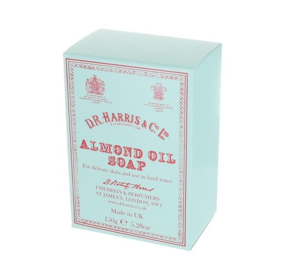 ALMOND OIL BATH SOAP  150G