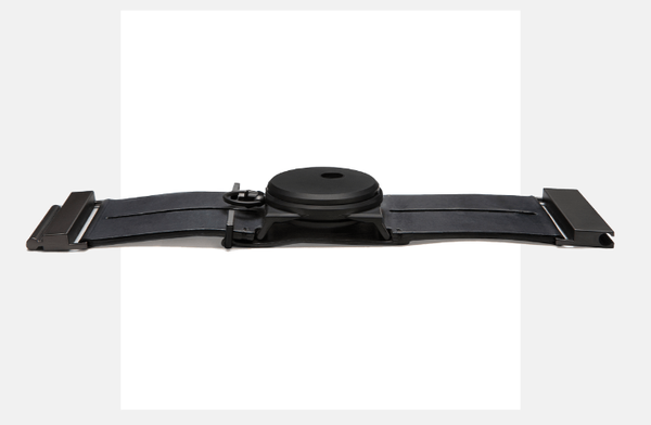R100 MATTE BLACK WRIST WATCH
