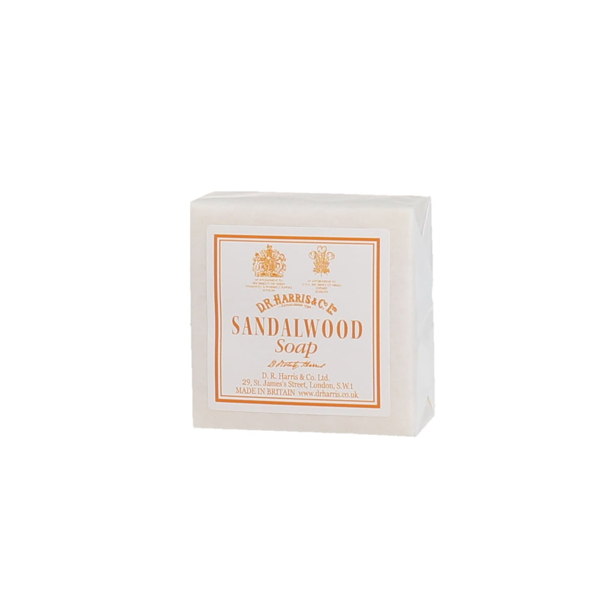 SANDALWOOD  GUEST SOAP 40g
