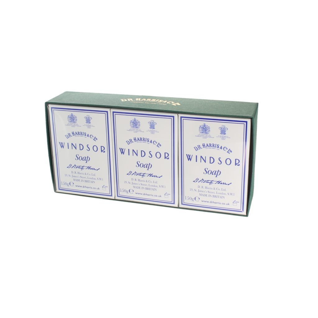 WINDSOR BATH SOAP 150g*3