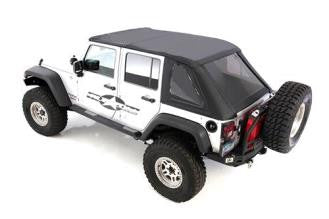 Smittybilt Bowless Soft Top