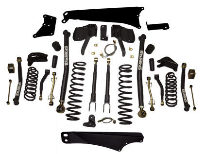 Skyjacker 5'' Long Arm Kit JK