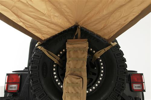 Smittybilt Trail Shade Vehicle Canopy