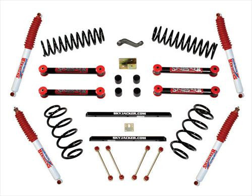 Skyjacker 4'' Lift 03-06 TJ