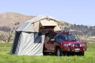 ARB series 3 Simpson Roof Top Tent