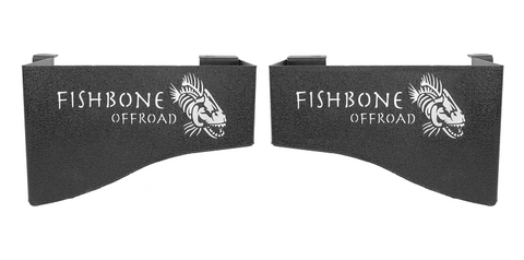 Fishbone Wheel Well Storage Bins