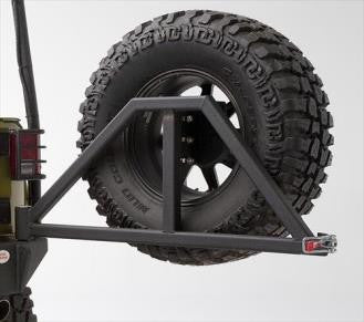 Body Armor Tire Carrier
