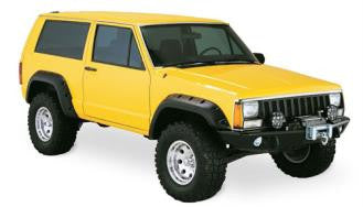 Bushwacker Pocket Style Fender Flares XJ