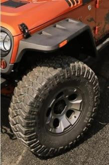 Rugged Ridge Hurricane Flat Fenders