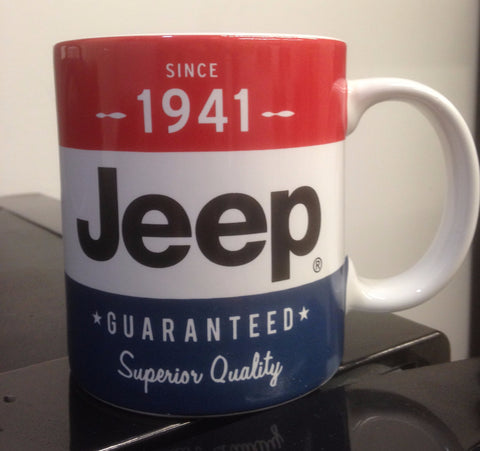 Since 1941 Jeep Coffee Mug