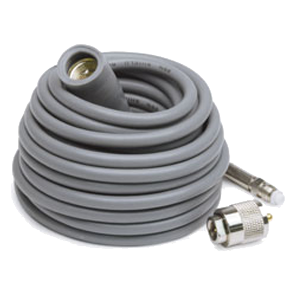 18' K-40 Coax Cable