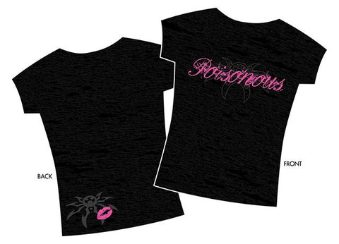 Ladies Poisonous T-shirt