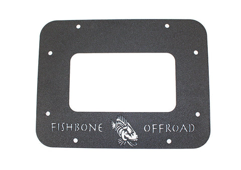 Fishbone Offroad JK Backside Tailgate Plate