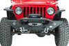 Fishbone Offroad Front Winch Bumper with LED's