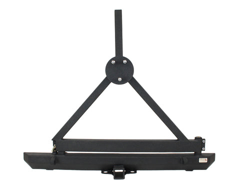 Fishbone Offroad Rear Bumper and Tire Carrier
