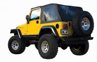 Rampage Bowless Soft Top