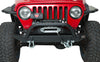 Fishbone Offroad Piranha Front Bumper with Winch Guard