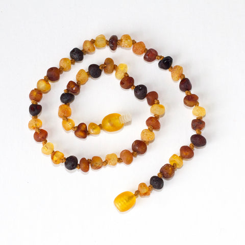 Baltic Amber - Authentic Raw Unpolished for Infant/Children/Adult Jewelry - Necklace, Bracelet & Anklet | www.hippiehoopla.com