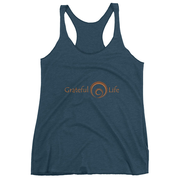 Grateful Life - Women's tank top