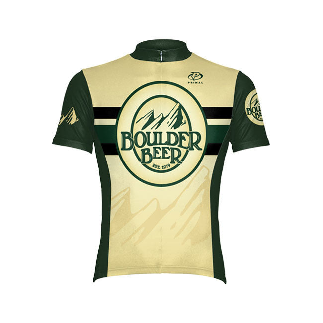 Primal Wear Boulder Beer Cycling Jersey