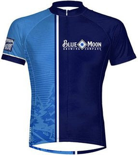 Primal Wear Coors Blue Moon Night Cycling Jersey