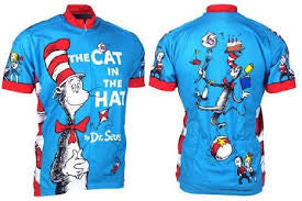 The Cat in the Hat Cycling Jersey