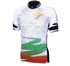 Mexico Aztec Cycling Jersey