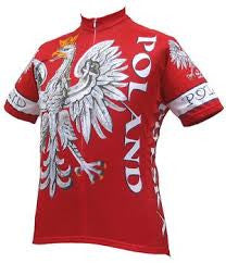 Poland Cycling Jersey