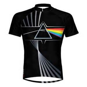 Primal Wear Pink Floyd Prism Cycling Jersey