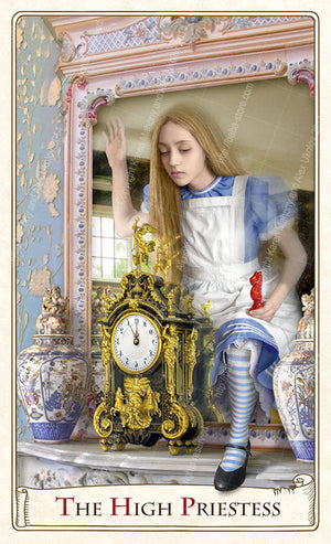 The Alice Tarot Limited Edition deck — Large format, limited to 500 only - Baba Store - 23